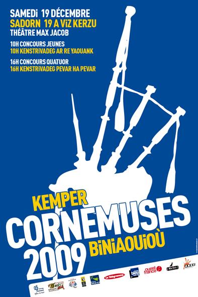 cornemuses2009