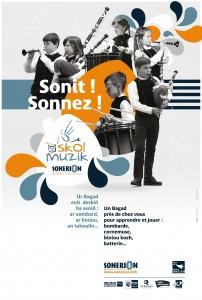 42908 SONERION - Affiche 340x510 mm - SONIT